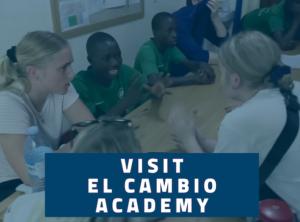 Visit El Cambio Academy Uganda as a group / school