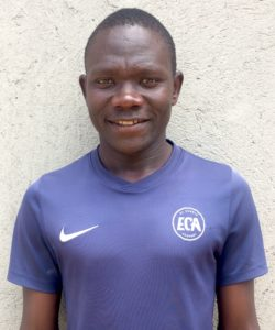 Abbey - football coach Uganda