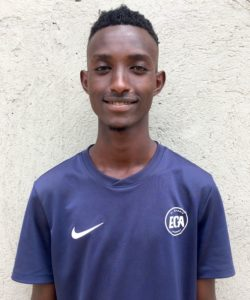 Edgar - football coach Uganda