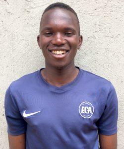 Godfrey - football coach Uganda