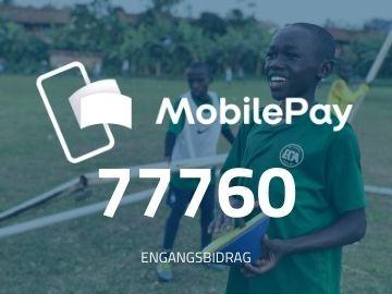 Stotte El Cambio Academy Uganda NGO via MobilePay