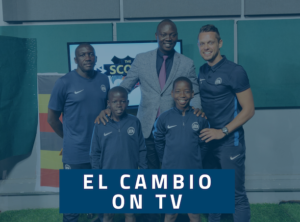 El Cambio Academy visited the Uganda Broadcasting Corporation (UBC)