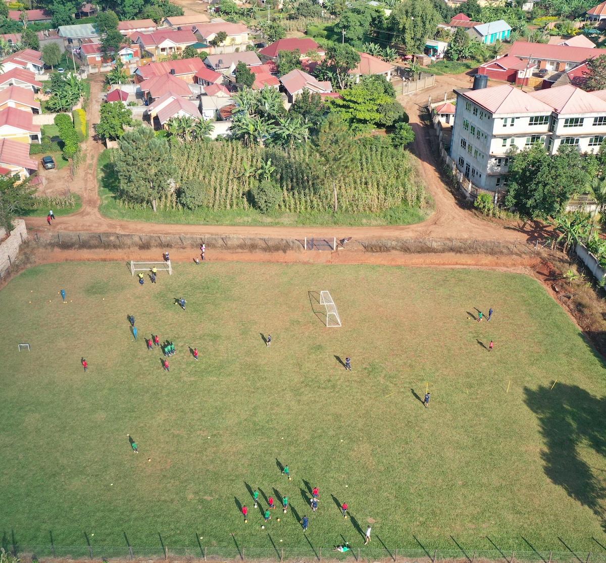 GreenWork arena Uganda