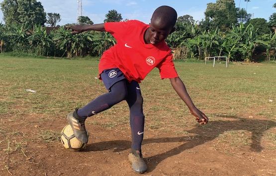 Tryout football academy Uganda
