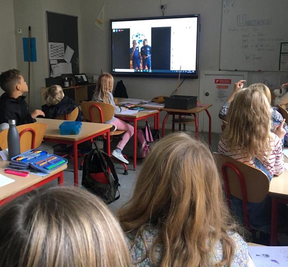 Subject week in Danish Schools