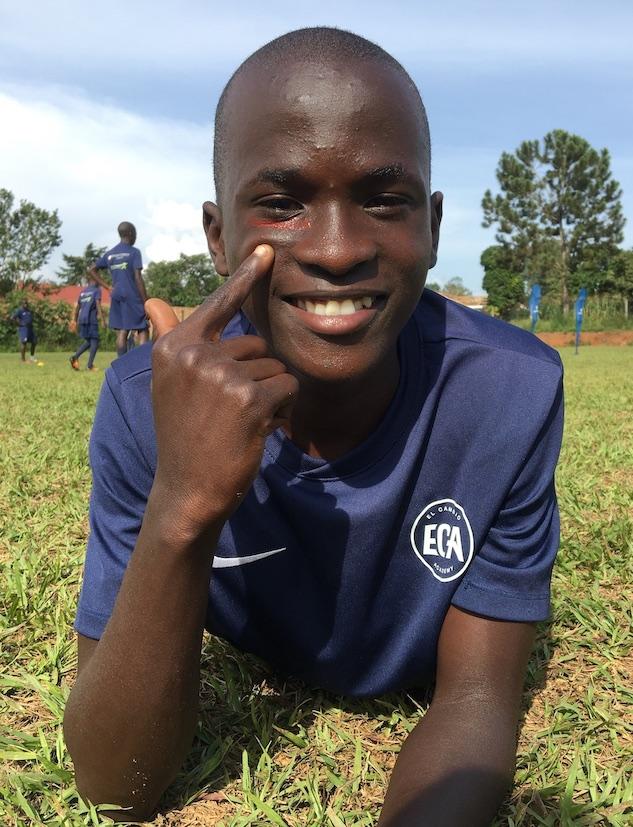 Say Yes to Girls Football Uganda