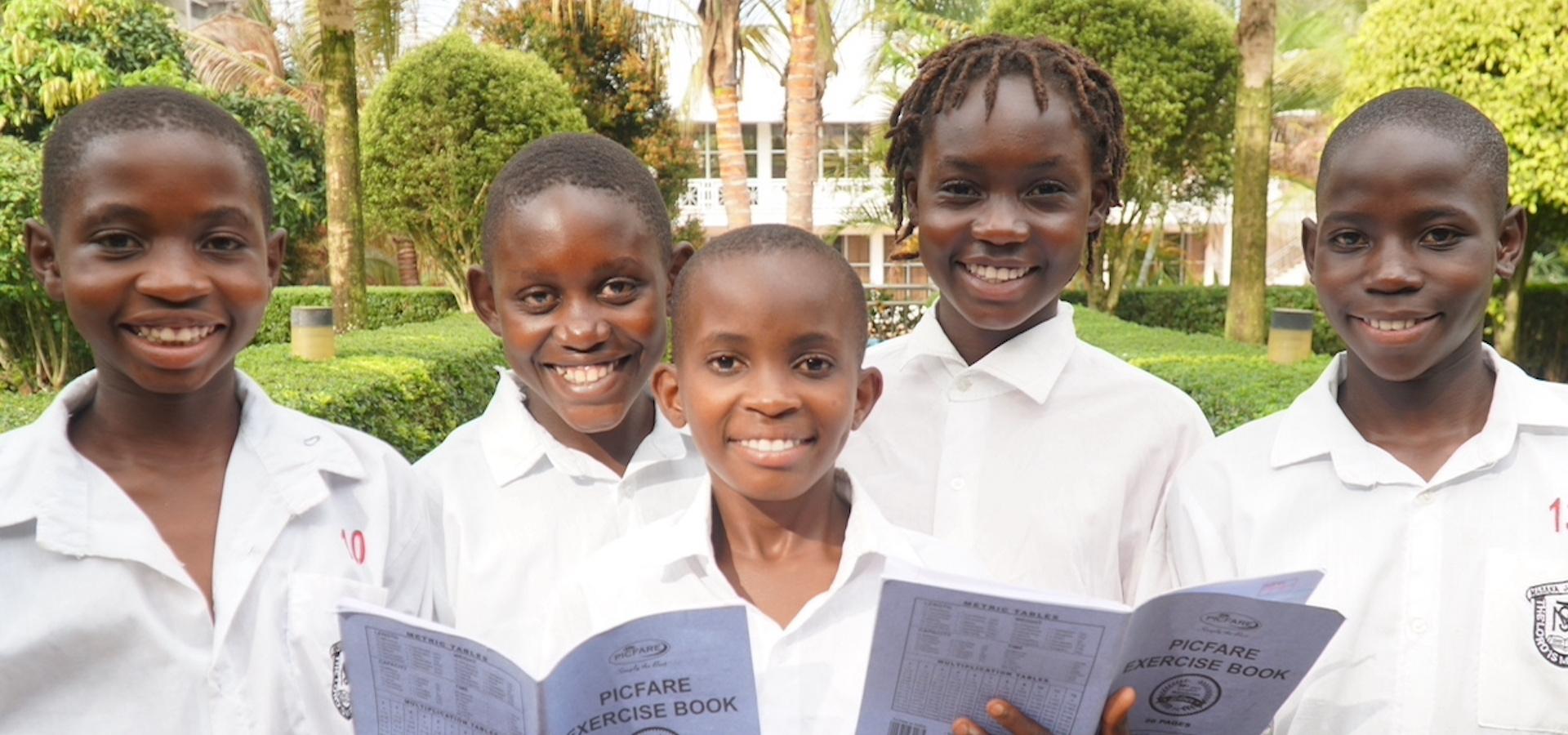 Girls football academy Uganda